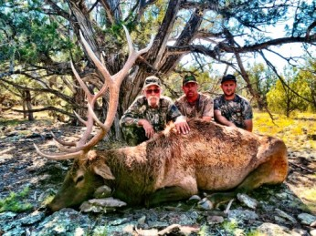 2015 chads dads elk