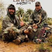 brandons 2020 archery mule deer